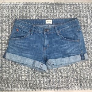 Hudson Denim Shorts size 26